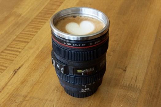 camera lens mug 0017 600.0000001338500989 525x350 Canon Camera Lens Mugs เลนส์กล้องหรือแก้วน้ำกันแน่!!