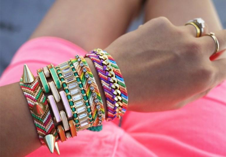 DIY Bracelets สุดฮิต อินเทรนด์!! 13 - DIY