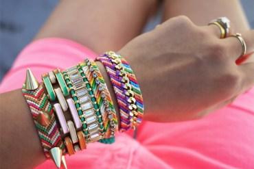 DIY Bracelets สุดฮิต อินเทรนด์!! 27 - DIY
