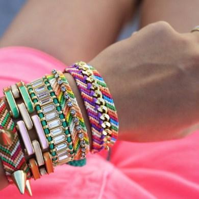 DIY Bracelets สุดฮิต อินเทรนด์!! 24 - DIY