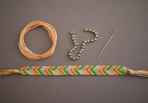 DIY Bracelets สุดฮิต อินเทรนด์!! 14 - DIY