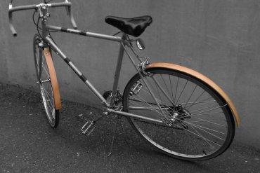 Wooden Bike Accessories หลากหลายของตกแต่งจักรยานที่ทำจากไม้ 13 - Walnut