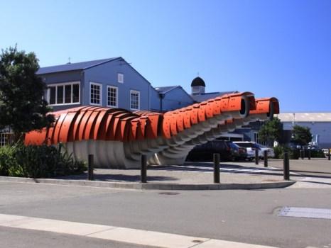 Kumutoto Public Toilets,Wellington 15 - Architecture