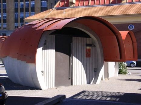 kumutotoasdasd toilets stud 107251 slide 466x350 Kumutoto Public Toilets,Wellington