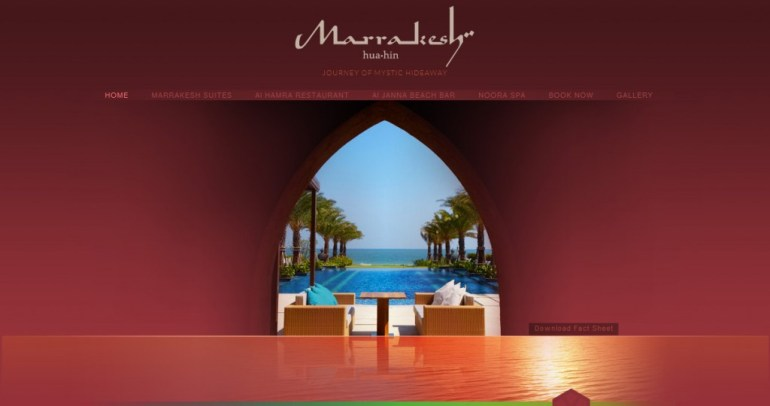 Morrakesh Hua-Hin Resort & Spa มนตราแห่งโมร็อคโกกลางเมืองหัวหิน 18 - Hua-HIn