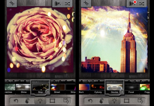 """แต่งภาพ Vintage แบบออนไลน์ สวย ง่าย อย่างมีสไตล์ใน 3Step ด้วย """"pixlr - o - matic"""" 5 - iPhone"""