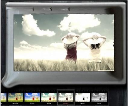 """แต่งภาพ Vintage แบบออนไลน์ สวย ง่าย อย่างมีสไตล์ใน 3Step ด้วย """"pixlr - o - matic"""" 26 - iPhone"""