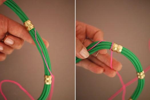 DIY.Rope Necklace ของขวัญให้คุณแม่ 18 - DIY