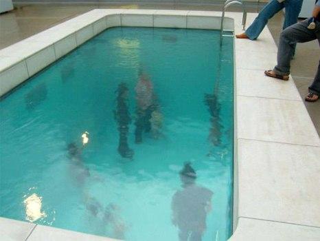 Fake Pool In Art Museum At Kanazawa สระว่ายนำ้นี้ไม่ธรรมดา!! 15 - Art & Design