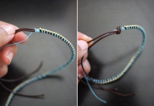 DIY Bracelets สุดฮิต อินเทรนด์!! Part 2 7 - DIY