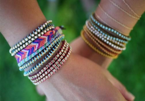 DIY Bracelets สุดฮิต อินเทรนด์!! Part 2 10 - DIY