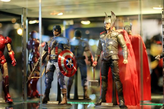 Batcat Museum & Toys Thailand รวมของสะสมแบทแมนใหญ่ที่สุดในเอเซีย 18 - Batcat Museum & Toys Thailand