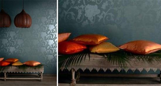 House on The Klong วอลล์เปเปอร์คอลเล็กชั่นแรกของจิม ทอมป์สัน 17 - fabrics