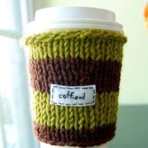 เสื้อไหมพรมสำหรับแก้วกาแฟ 15 - Gift