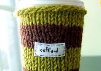 เสื้อไหมพรมสำหรับแก้วกาแฟ 16 - Gift