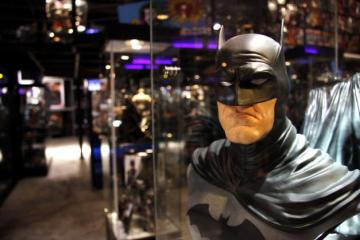Batcat Museum & Toys Thailand รวมของสะสมแบทแมนใหญ่ที่สุดในเอเซีย 2 - Batcat Museum & Toys Thailand