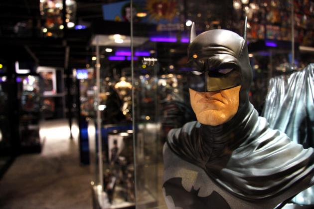 Batcat Museum & Toys Thailand รวมของสะสมแบทแมนใหญ่ที่สุดในเอเซีย 14 - Museum