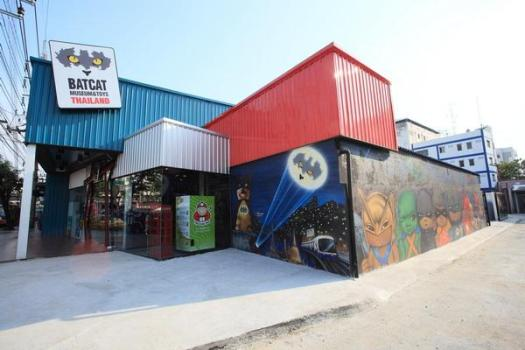 Batcat Museum & Toys Thailand รวมของสะสมแบทแมนใหญ่ที่สุดในเอเซีย 15 - Batcat Museum & Toys Thailand