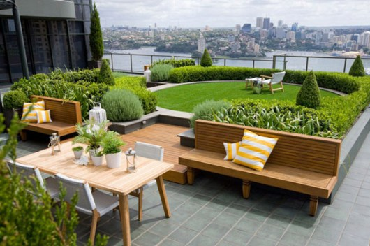"Green on Rooftop Restaurant แนวคิดเรื่อง ""สวนครัวบนตึก ระฟ้า"" 23 - Rooftop Restaurant"
