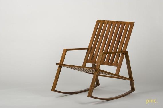 Minimalist Rocking Chair 4 - minimalist
