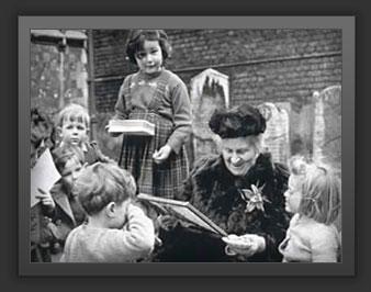 Maria Montessori's 142 Birthday ..เธอคือใคร สำคัญอย่างไร  17 - Maria Montessori
