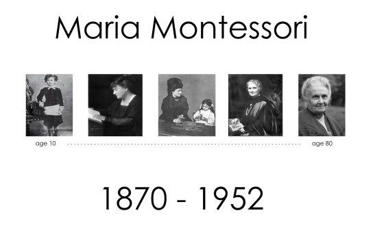 Maria Montessori's 142 Birthday ..เธอคือใคร สำคัญอย่างไร 15 - Maria Montessori