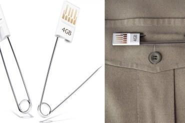 เข็มกลัด USB 14 - usb