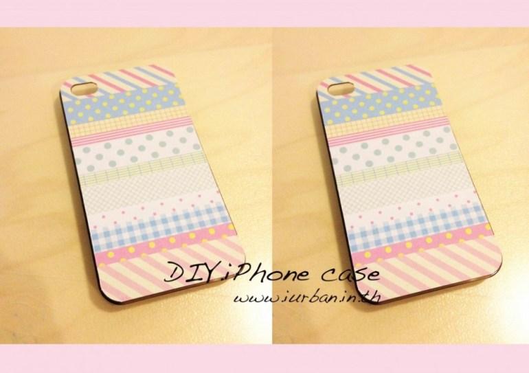 DIY.Reuse iPhone case  13 - DIY