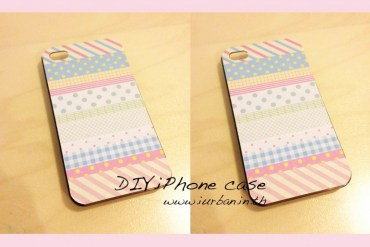 DIY.Reuse iPhone case 32 - DIY
