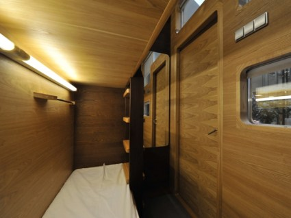 SLEEPBOX ห้องนอนสำหรับนักเดินทาง 16 - box