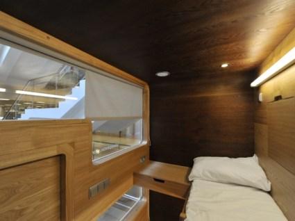 SLEEPBOX ห้องนอนสำหรับนักเดินทาง 18 - box