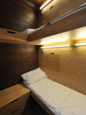 SLEEPBOX ห้องนอนสำหรับนักเดินทาง 19 - box