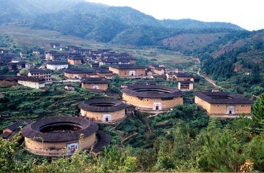 บ้านดิน ชุมชนเก่าแก่มรดกโลกในฟูเจี้ยน 13 - Hakka Houses