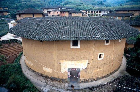 25550904 112752 บ้านดิน ชุมชนเก่าแก่มรดกโลกในฟูเจี้ยน