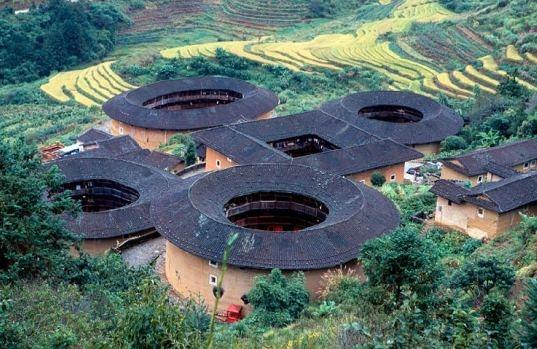 25550904 112809 บ้านดิน ชุมชนเก่าแก่มรดกโลกในฟูเจี้ยน