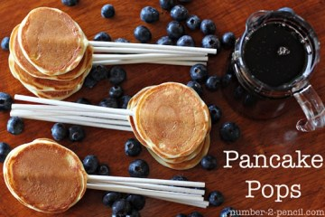 D.I.Y. Pancake Pop...อมยิ้มแพนเค้ก  14 - DIY