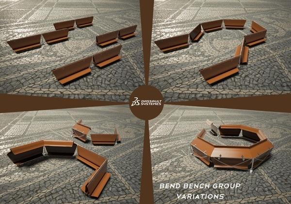 25550915 180918 Flip Floppin' Bench..ม้านั่งตีลังกาเป็นหลังคากันแดดกันฝน