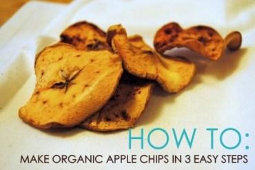 มาทำ Apple Chips ด้วย3 ขั้นตอนสุดง่ายกัน 23 - DIY