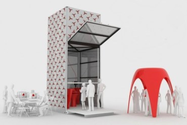 เครื่องฉีดพลาสติก 3 มิติ..สร้างห้องทั้งห้องได้จากข้าวโพด 30 - 3D