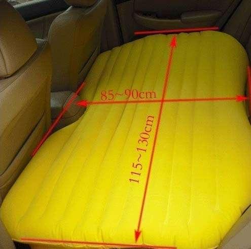 25550925 204227 รถติดแบบนี้...มาเปลี่ยนที่นั่งหลังเป็นเตียงด้วยเบาะลมดีกว่า..