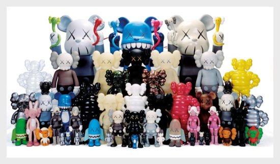 KAWS Toy ของเล่นเด็กสตรีท  15 - KAWS Toy