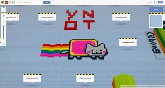"Build with Chrome มาเนรมิตสิ่งก่อสร้างต่างๆด้วยตัวเองในรูปแบบของ""ตัวต่อเลโก้""กันเถอะ  10 - Build with Chrome"