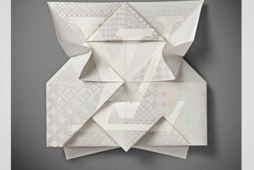 Louis Vuitton – Invitation Origami 17 - origami