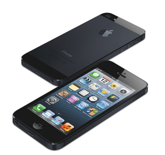 iPhone 5 โฉมใหม่ เก๋ไก๋สมการรอคอย 13 - apple