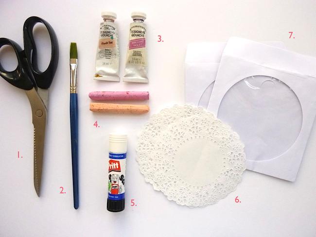What youll Need 650x488 DIY.gift bag ถุงของขวัญง่ายๆ เพียง 5 นาที ด้วยอุปกรณ์ในออฟฟิศ