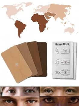 AmoeBand พลาสเตอร์ติดแผลตามเฉดสีผิว และ พลาสเตอร์ที่สามารถเปลี่ยนรูปร่างตามสิ่งแวดล้อม 4 -