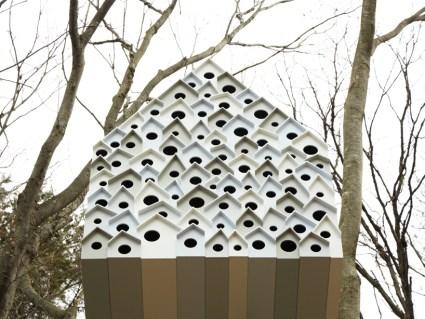 บ้านนก bird-apartment   6 - Apartment