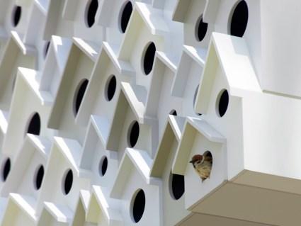 บ้านนก bird-apartment 18 - Apartment
