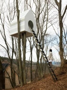 บ้านนก bird-apartment   9 - Apartment
