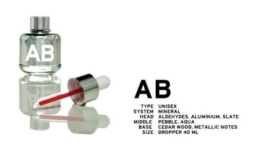blood concept fragrance AB 550x315 Blood Concept ใช้น้ำหอมที่เข้าตามอุปนิสัยของกรุ๊ปเลือด